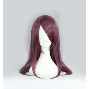 Purple 70cm Tokyo Ghoul Rize Kamishiro Cosplay Wig