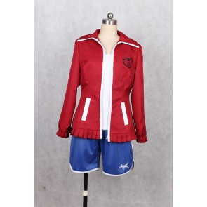 Danganronpa: Trigger Happy Havoc Aoi Asahina Cosplay Costume