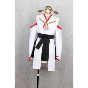 Kantai Collection KanColle Kirishima Cosplay Costume