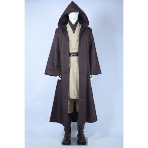 Star Wars Obi-Wan Kenob Cosplay Costume