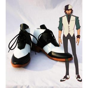 Tiger & Bunny Kotetsu T. Kaburagi Wild Tiger Cosplay Shoes