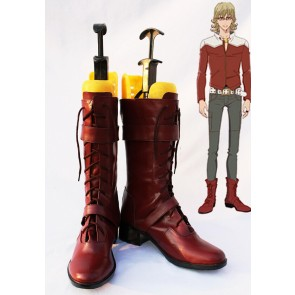 Tiger & Bunny Barnaby Brooks Jr. Bunny Cosplay Boots