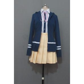Danganronpa 2: Goodbye Despair Chiaki Nanami Cosplay Costume