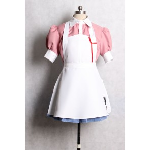 Danganronpa 2: Goodbye Despair Mikan Tsumiki Cosplay Costume