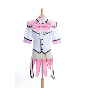 Cute High Earth Defense Club Love! Ryuu Zaou Cosplay Costume - V2