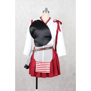 Kantai Collection KanColle Akagi Cosplay Costume