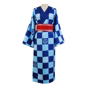 Yowamushi Pedal Hakone Academy Kimono Cosplay Costume