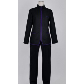 Yowamushi Pedal Kyoto Fushimi High School Uniform Cosplay Costume