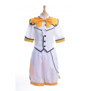 Cute High Earth Defense Club Love! Io Naruko Cosplay Costume - V2