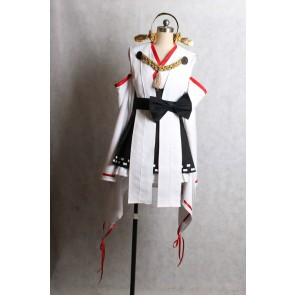 Kantai Collection KanColle Kongo Cosplay Costume
