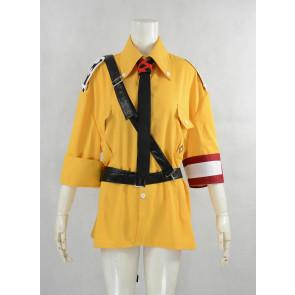 Hellsing Schrodinger Cosplay Costume