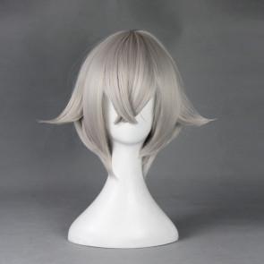 Grey 35cm Touken Ranbu Hotarumaru Cosplay Wig