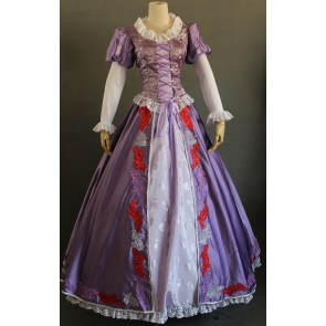 Tangled Princess Rapunzel Cosplay Costume