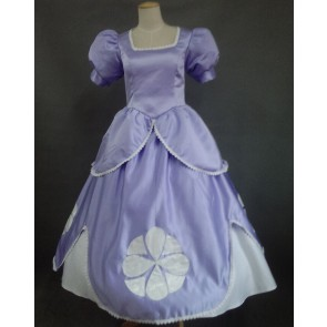 Sofia the First Princess Sofia Cosplay Costume