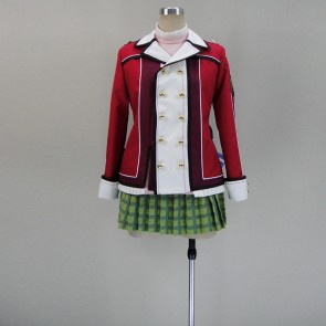 The Legend of Heroes: Sen no Kiseki Alisa Reinford Cosplay Costume