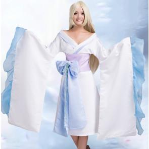 Inu x Boku SS Nobara Yukinokoji Kimono Cosplay Costume