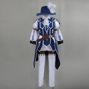 Monster Hunter: Frontier G Cosplay Costume