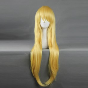 Yellow 60cm Your lie in April Kaori Miyazono Cosplay Wig