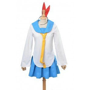 Nisekoi Chitoge Kirisaki Sailor Suit Cosplay Costume