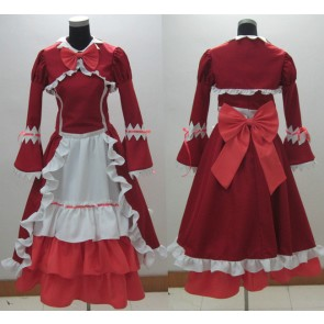 Kuroshitsuji Black Butler Elizabeth Midford Dress Cosplay Costume