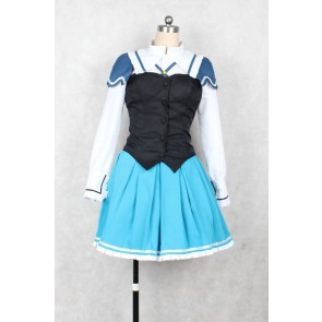 Absolute Duo Lilith Bristol Cosplay Costume