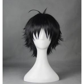 Black 30cm Your lie in April Kosei Arima Cosplay Wig
