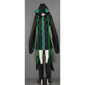 BlazBlue Taokaka Green Cosplay Costume