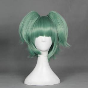 Green 40cm Assassination Classroom Akari Yukimura Cosplay Wig