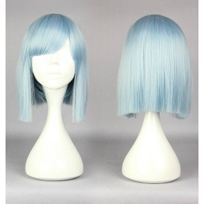 Blue 35cm Yurikuma Arashi Life Cool Cosplay Wig