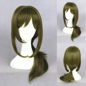 Green 55cm Monthly Girls' Nozaki-kun Yuzuki Seo Cosplay Wig
