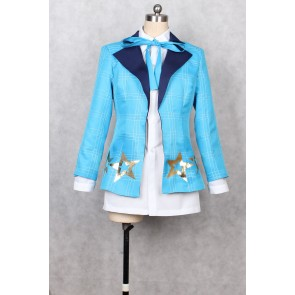 Uta no Prince-sama Ai Mikaze Cosplay Costume (Blue Jacket)