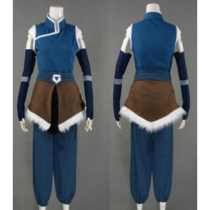 Avatar: The Legend of Korra Season 4 Korra Cosplay Costume