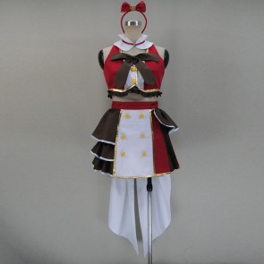 Tantei Opera Milky Holmes Marine Amagi Cosplay Costume