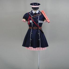 Touken Ranbu Midare Toushirou Cosplay Costume