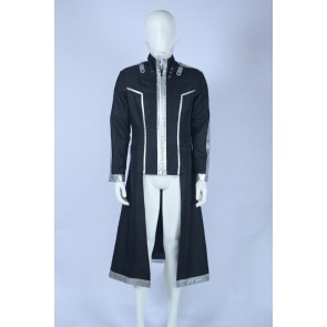 Sword Art Online 2 Phantom Bullet Kirito Cosplay Costume