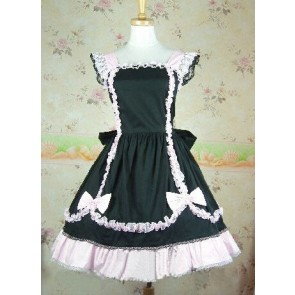 Elegant Sleeveless Bow Sweet Lolita Dress