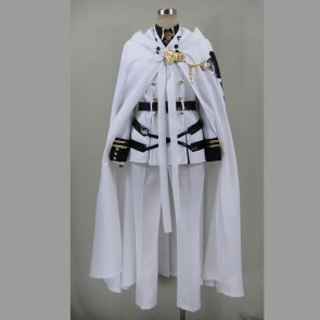 Seraph of the end : Vampire Reign Mikaela Hyakuya Cosplay Costume