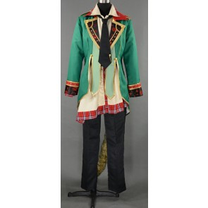 Alice in the Country of Hearts Pierce Villiers Cosplay Costume