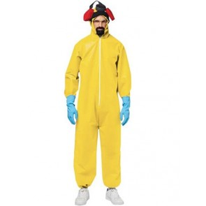 Breaking Bad Walter And Jesse Cosplay Costume
