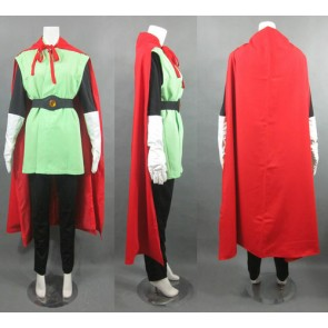 Dragon Ball Great Saiyaman Kid Edition Cosplay Costume