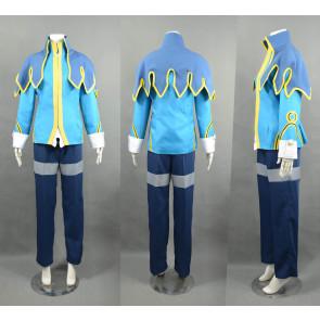 Fairy Tail Lyon Vastia Cosplay Costume