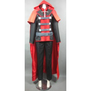 RWBY Red Trailer Cosplay Costume
