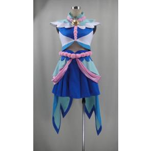 Go! Princess PreCure Minami Kaido Cure Mermaid Cosplay Costume - Version 2
