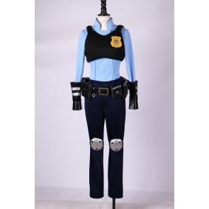 Zootopia Judy Hopps Cosplay Costume