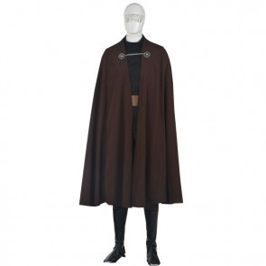 Star Wars Count Dooku / Darth Tyranus Cosplay Costume (with Cape)