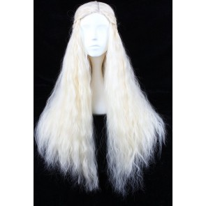Blonde 70cm Game of Thrones Daenerys Targaryen Cosplay Wig
