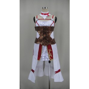 Sword Art Online: Hollow Realization Asuna Yuuki Cosplay Costume