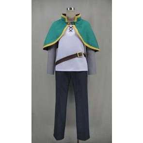 KonoSuba Kazuma Sato Cosplay Costume