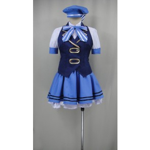 Is the Order a Rabbit? Chino Kafu Uniform Cosplay Costume
