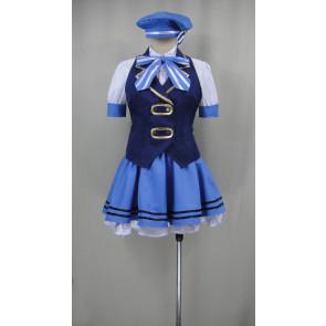 Is the Order a Rabbit? Chino Kafu Uniform Cosplay Costume